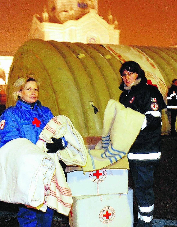 Il prefetto: «Una task force per ricoverare i senzatetto»