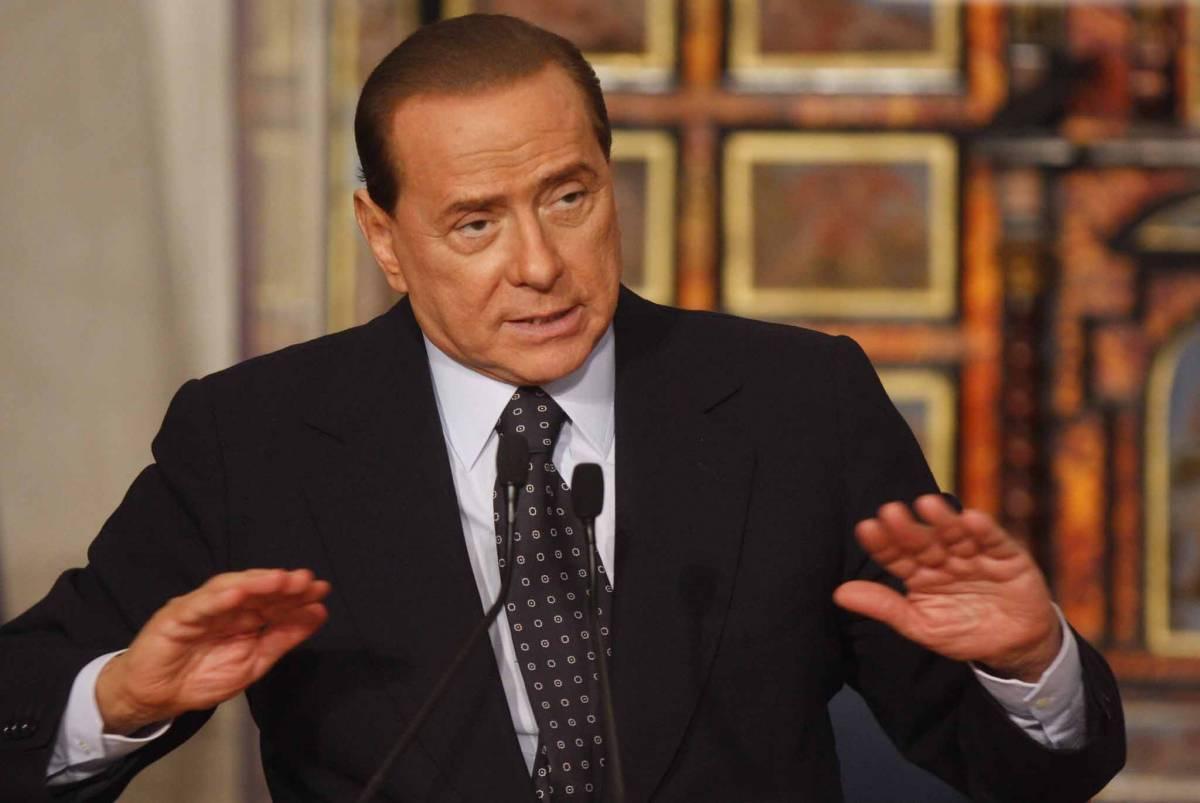"""Intercettazioni, Berlusconi presenta la riforma:  """"Restano su concussione, corruzione e peculato"""""""