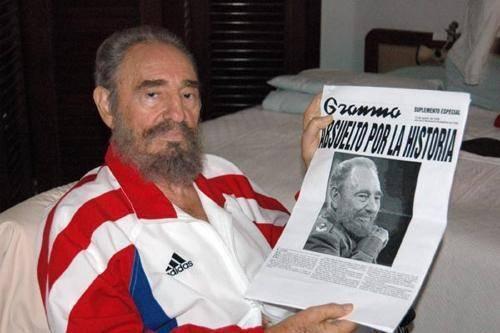 "Castro elogia Obama: ""Uomo onesto"""