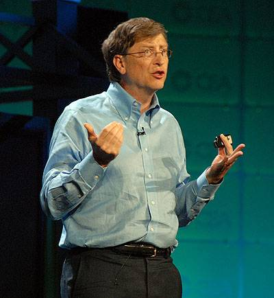 Bill Gates e il Rotary:  630 milioni di dollari  contro la poliomelite
