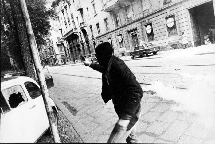 Figlio di un terrorista di Prima Linea  vuole riportare la guerriglia a Milano