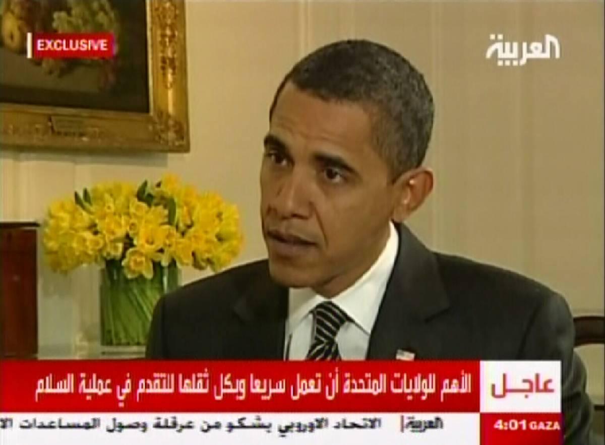 Obama alla tv araba:  gli Usa non sono il nemico  non siamo contro l'Islam