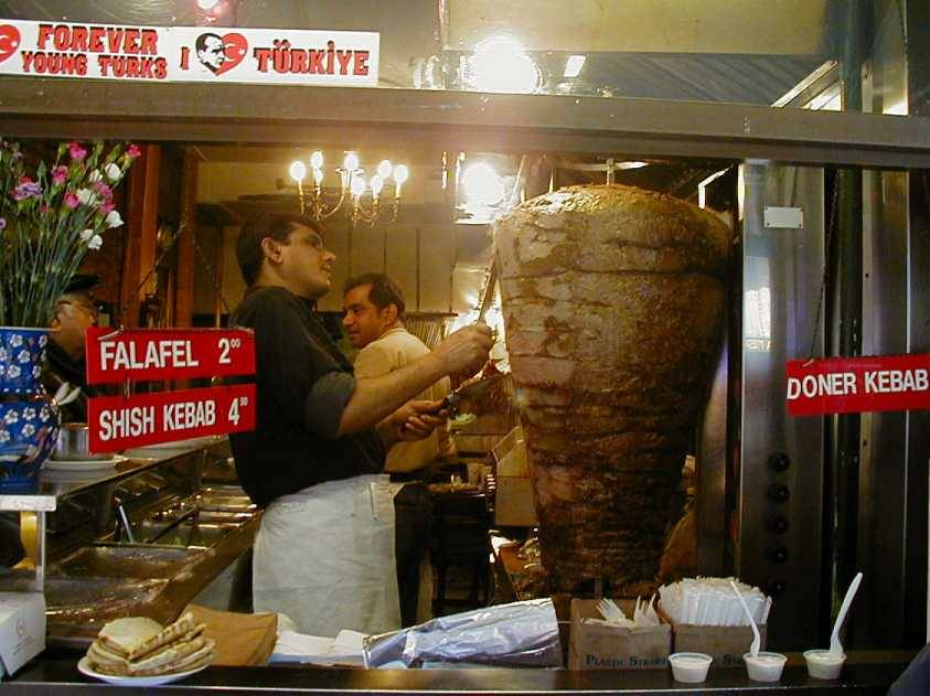 Giusto bandire i Kebab  dai centri storici?