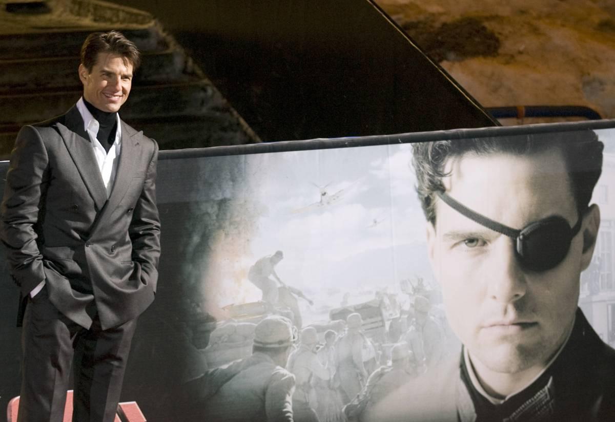 Tom Cruise in declino punta su Hitler