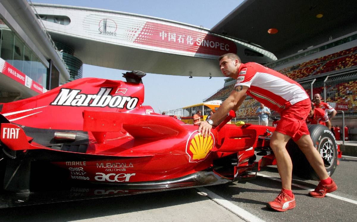 """Un Gp a Roma? L'idea me l'ha data Enzo Ferrari"""