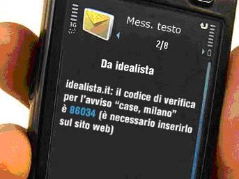 SOS Affitti, ma un sms ci salverà