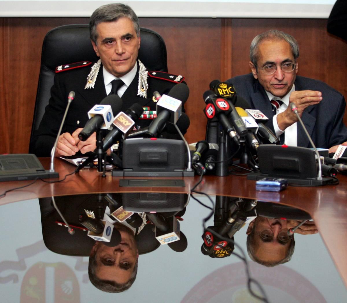 Guidonia, bomba carta contro negozio di romeni