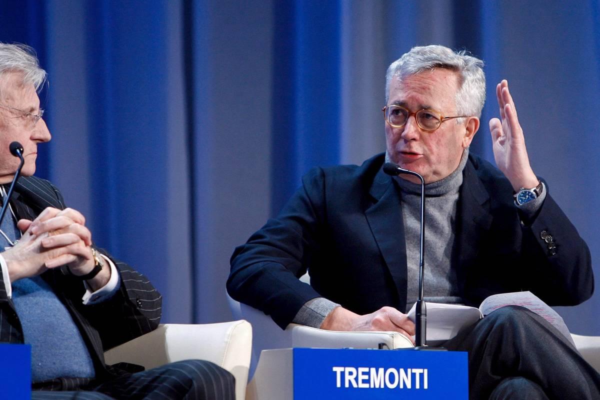 """Tremonti: """"Riformare pensioni e welfare"""""""