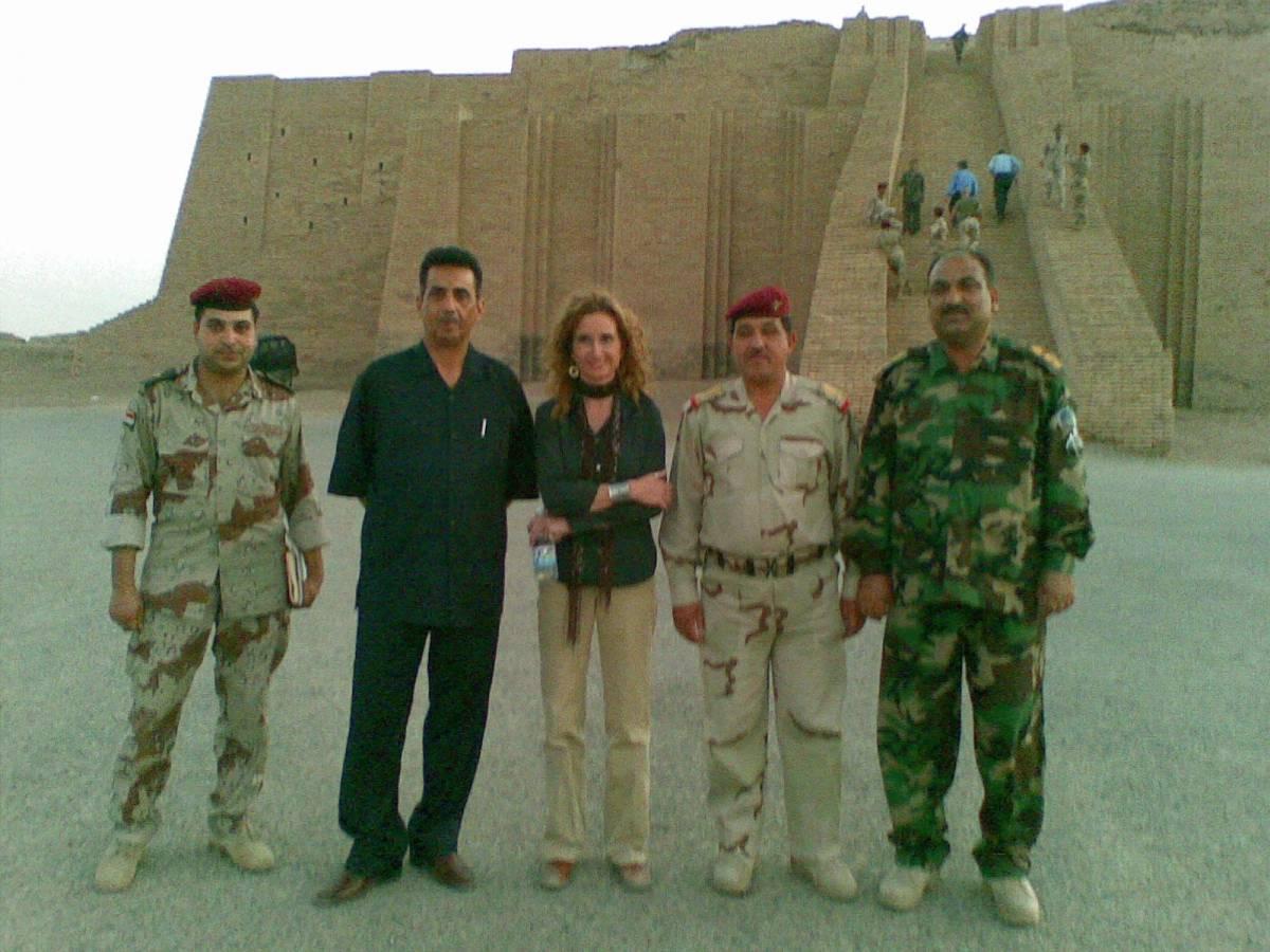Iraq: il Provincial Reconstruction Team italiano porta i medici a Nassiriya