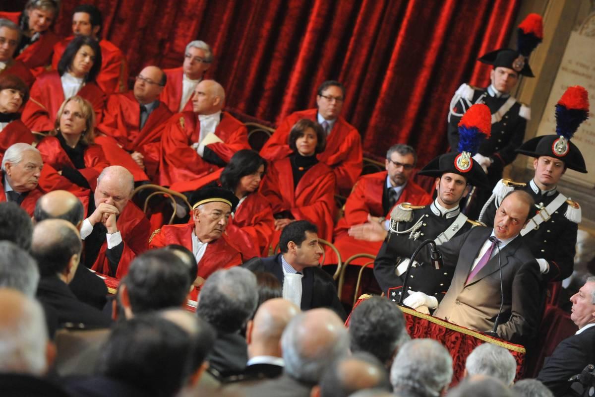 """Giustizia, Alfano: """"No alla gogna mediatica"""""""
