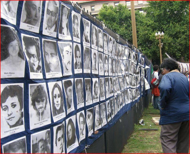 """""""Hai dubbi sulla tua identità?"""": il fronte italiano dei desaparecidos"""
