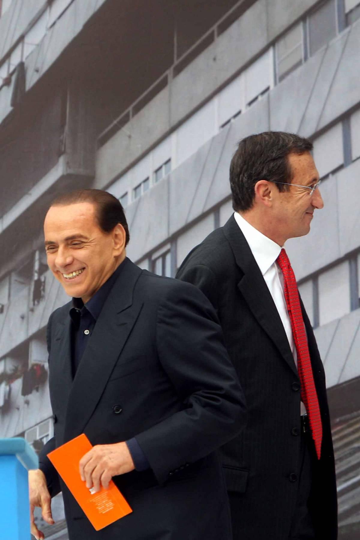"""Lo stop di Fini: """"Il premier non irrida i deputati""""  Ma Berlusconi: """"Stravolto il mio ragionamento"""""""