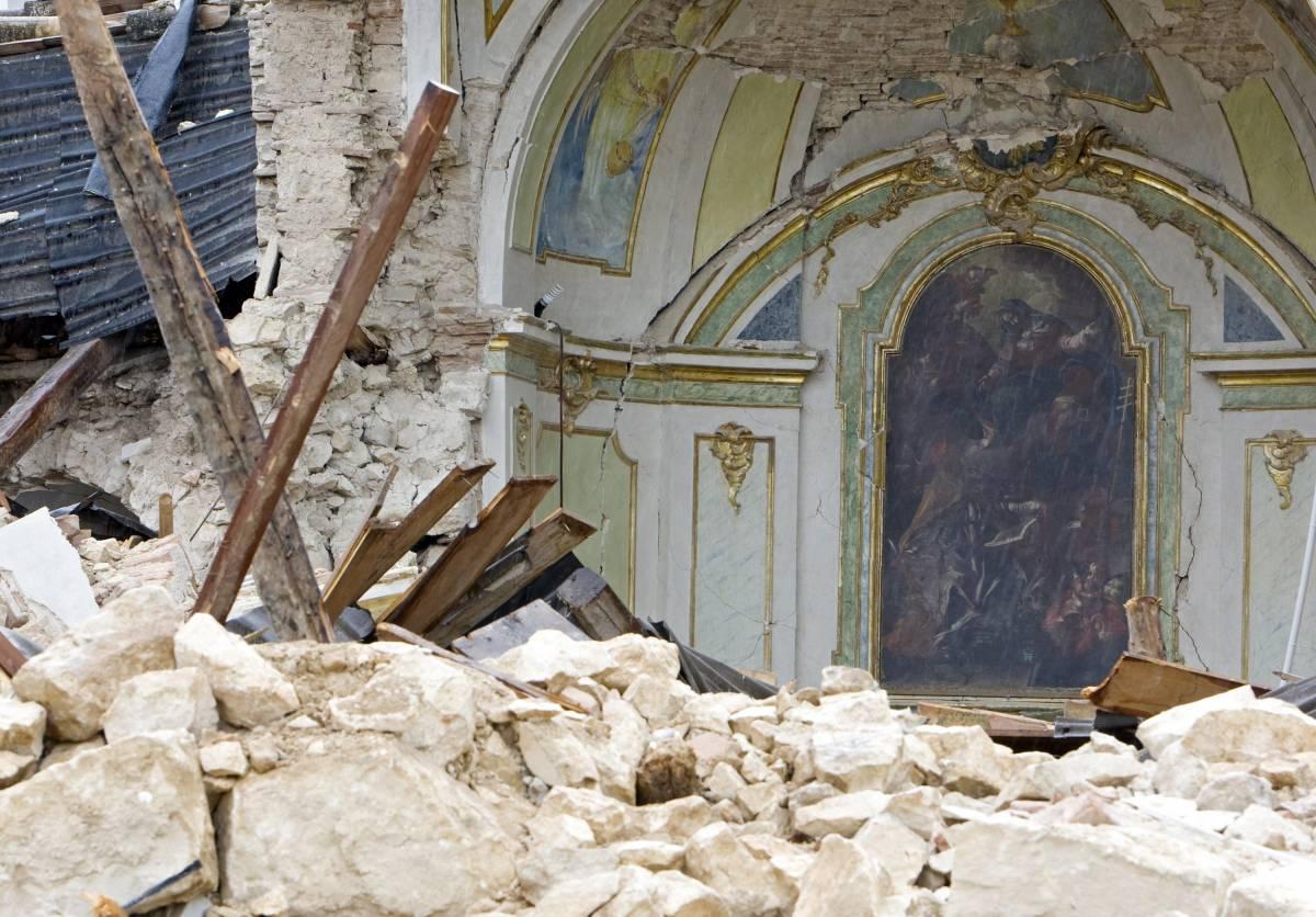 L'Aquila, nuova scossa di terremoto  Controlli, inagibile il 30% degli edifici