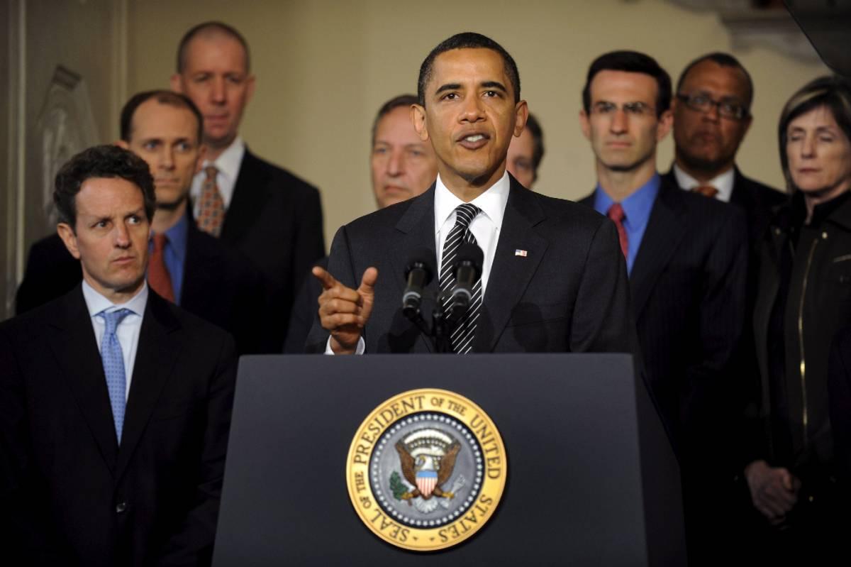 """Obama investe nel Lingotto: """"Farà rinascere Chrysler"""""""