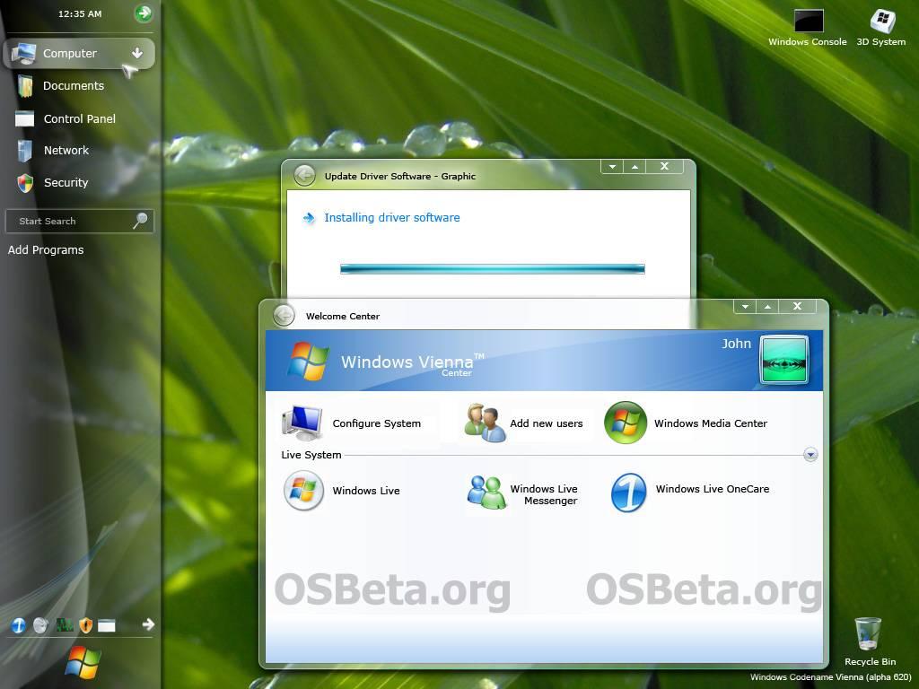 Microsoft, dal 5 maggio  arriva Windows 7