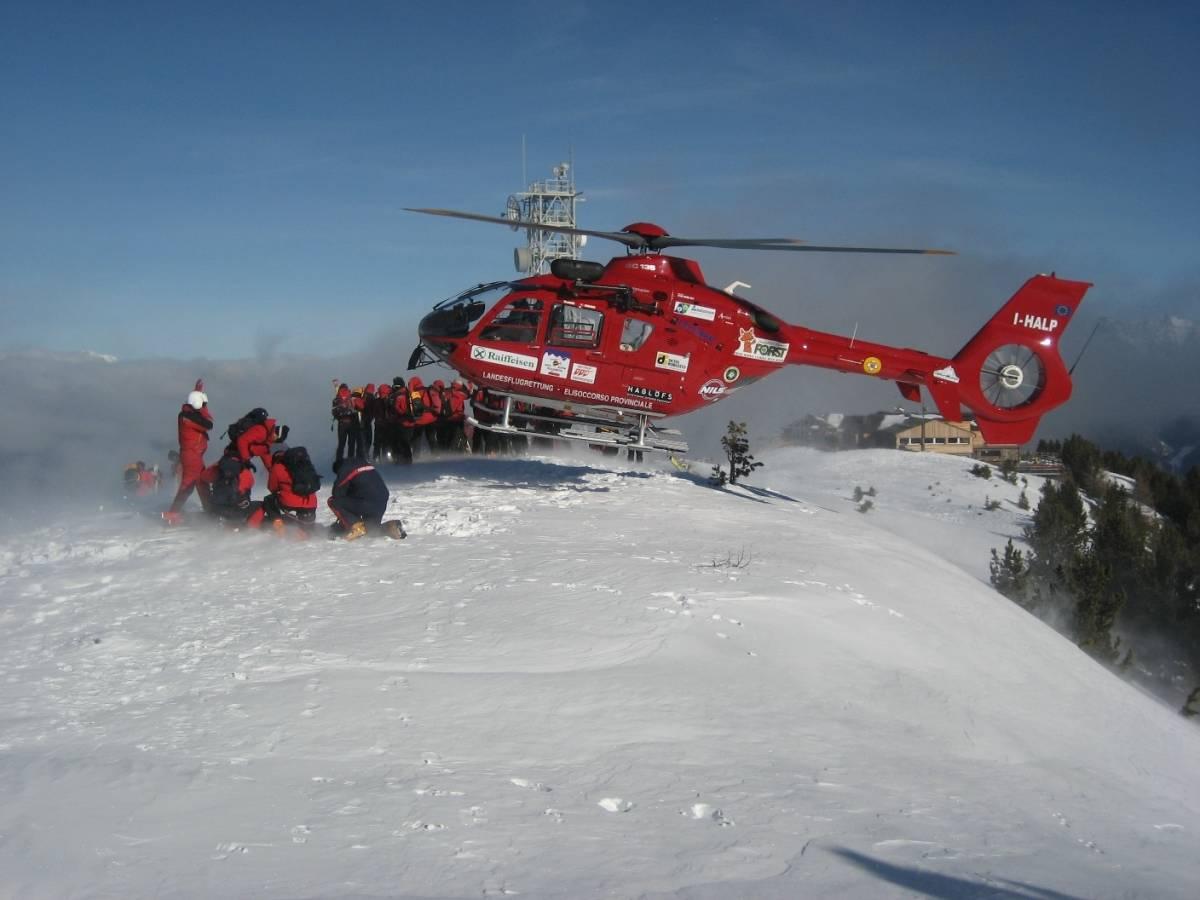 Valanghe e incidenti  in montagna: tre morti  e quattro feriti