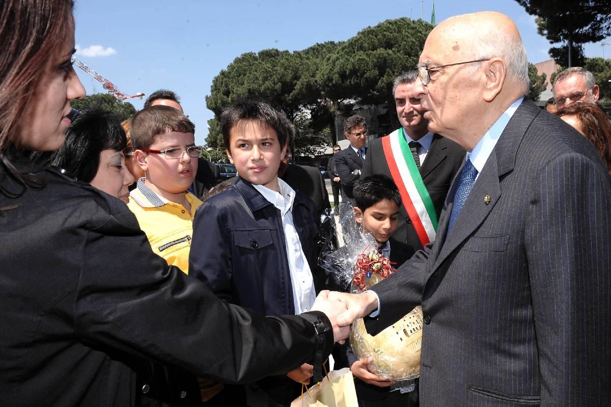 """Napolitano: """"Ancora troppi incidenti sul lavoro"""""""