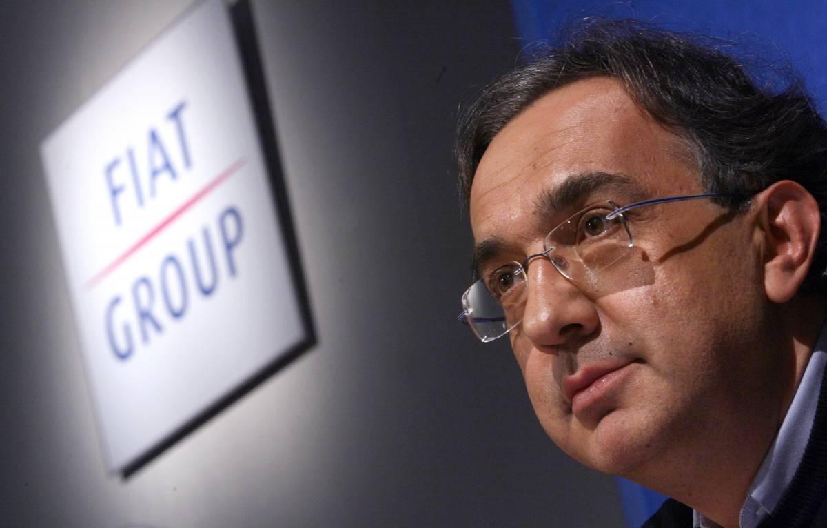 Fiat punta su Opel: lunedì Marchionne a Berlino