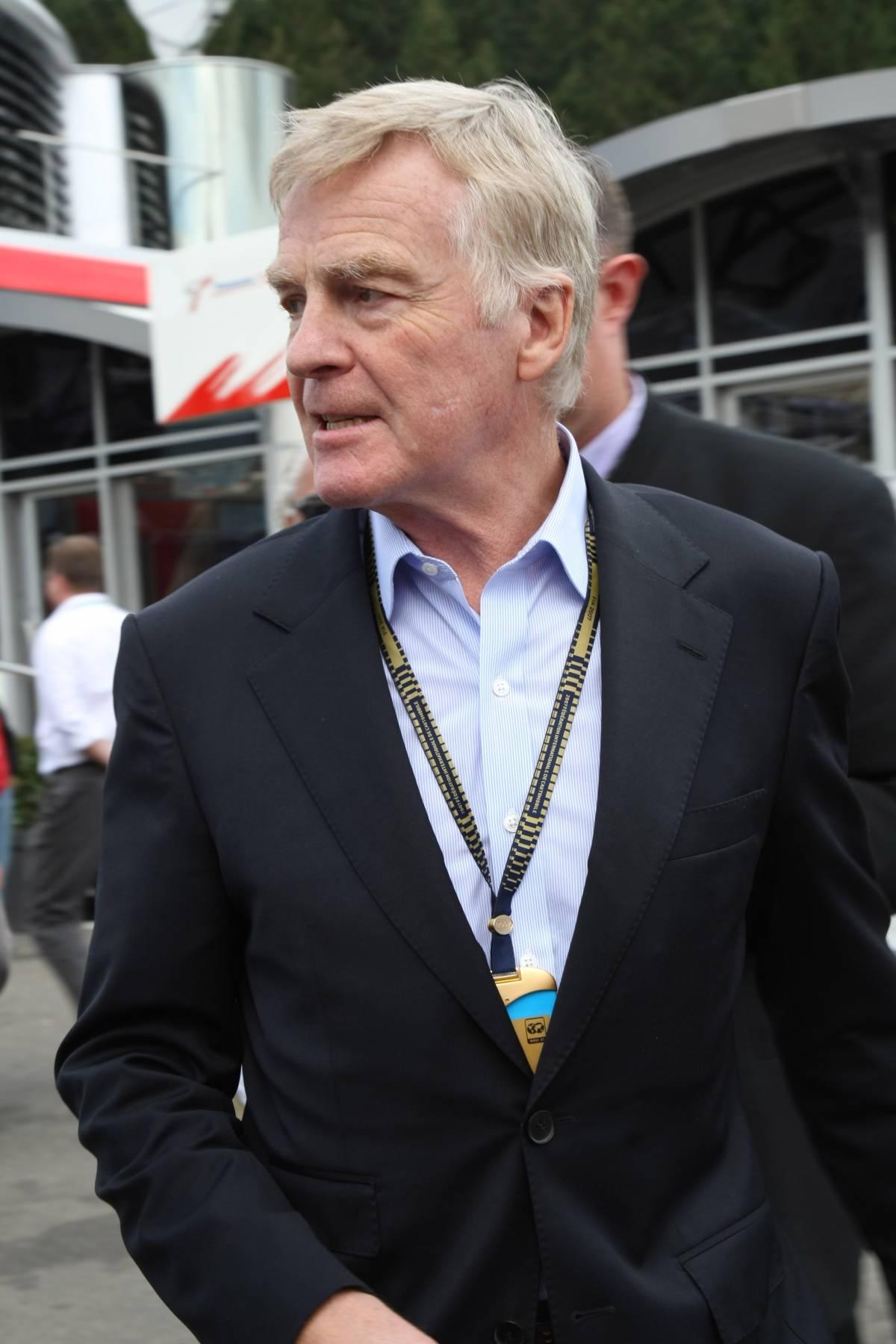 Mosley: la F1 sopravvive  anche senza la Ferrari