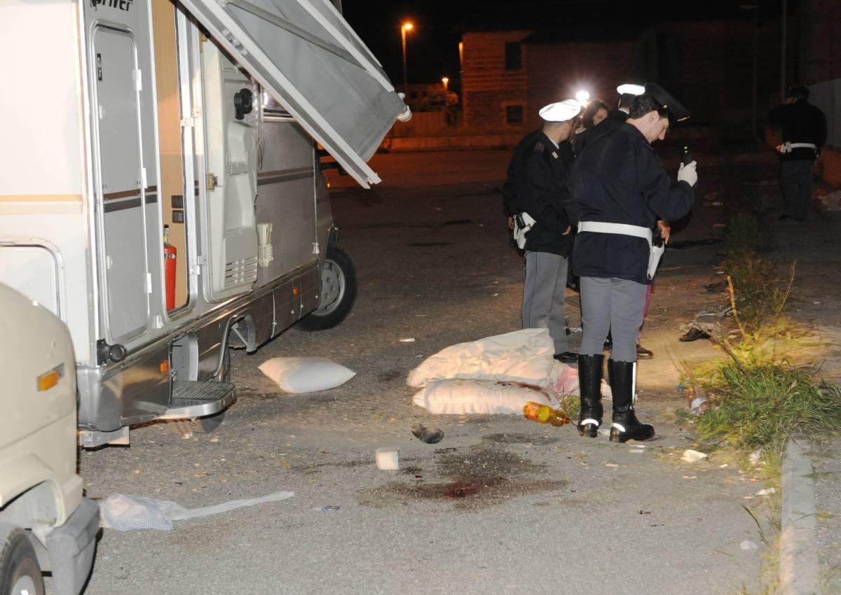 Lite fra rom a Perugia con due morti: due arrestati