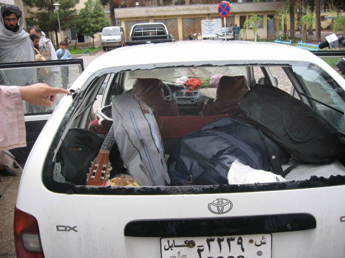 Afghanistan, auto non si ferma all'alt  gli italiani sparano: muore bimba