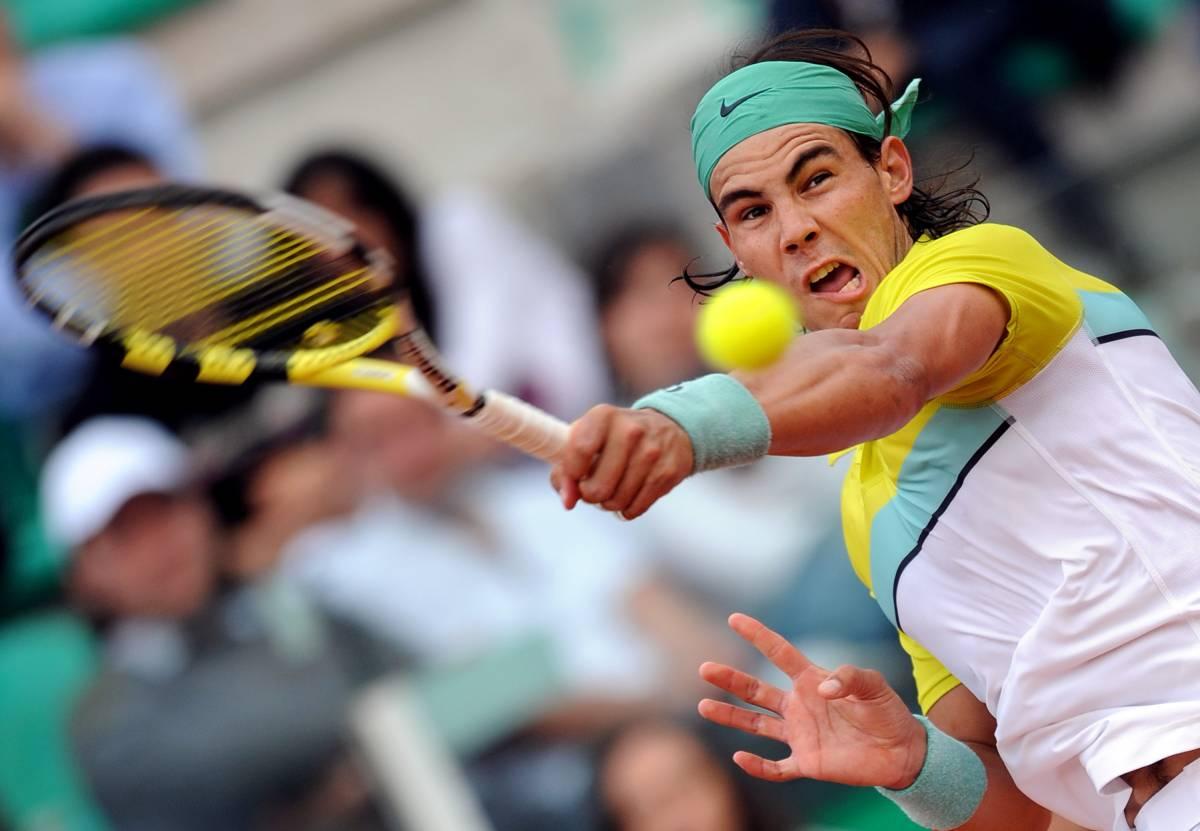 Tennis, poker di Nadal  (ri)vince l'Open d'Italia