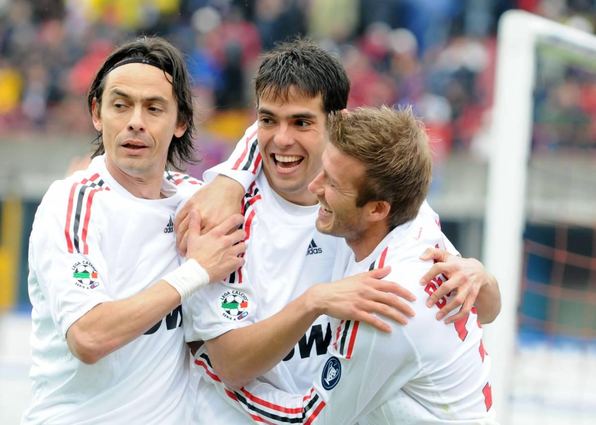Il Milan vince 2 a 0 a Catania  e non molla corsa sull'Inter