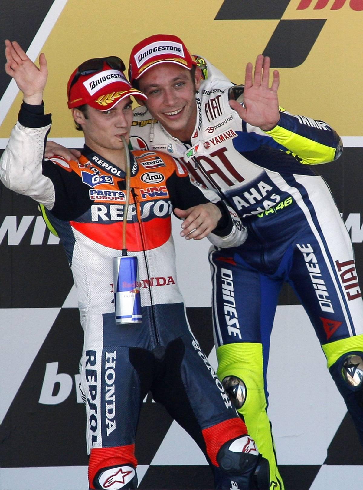 """Rossi: """"Caro Lorenzo devi ancora imparare"""""""
