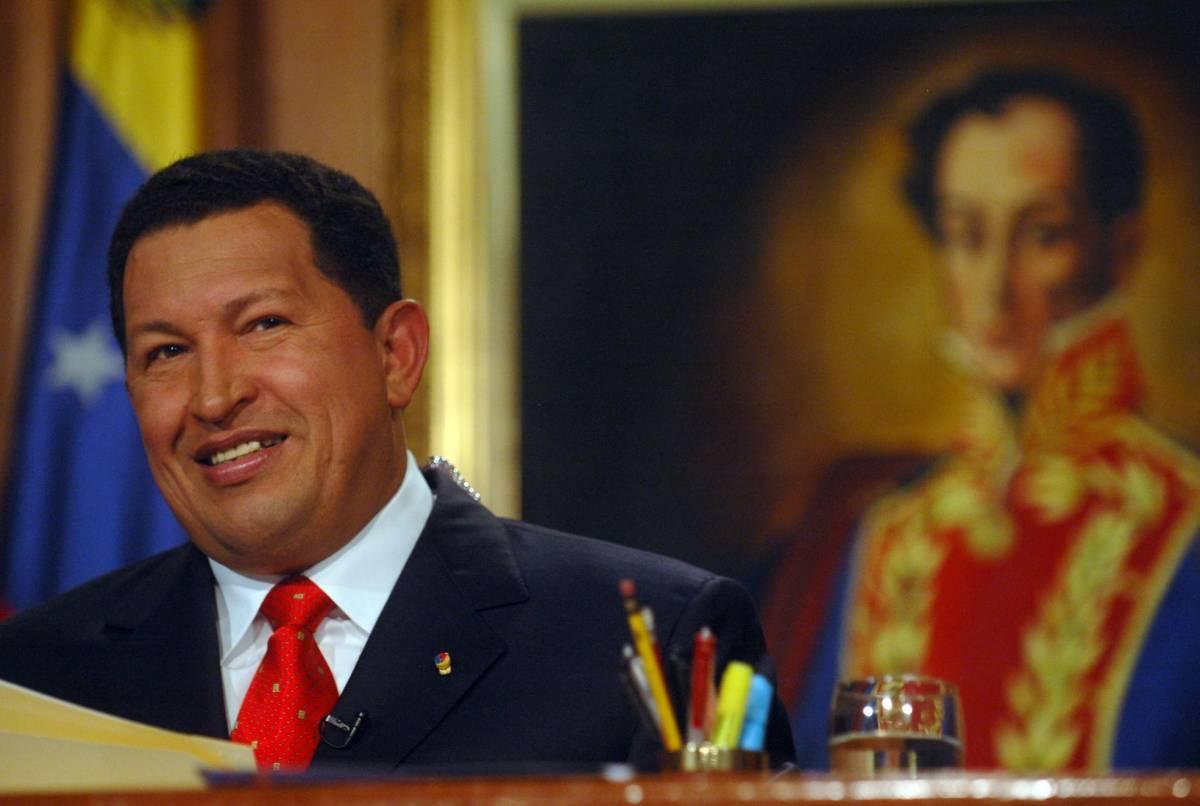 Chavez: la figlia sposa un Allende