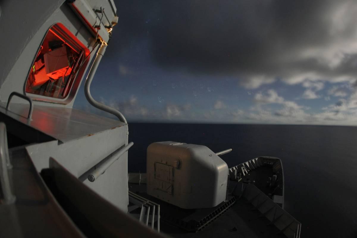 Golfo di Aden, sventato assalto a nave italiana