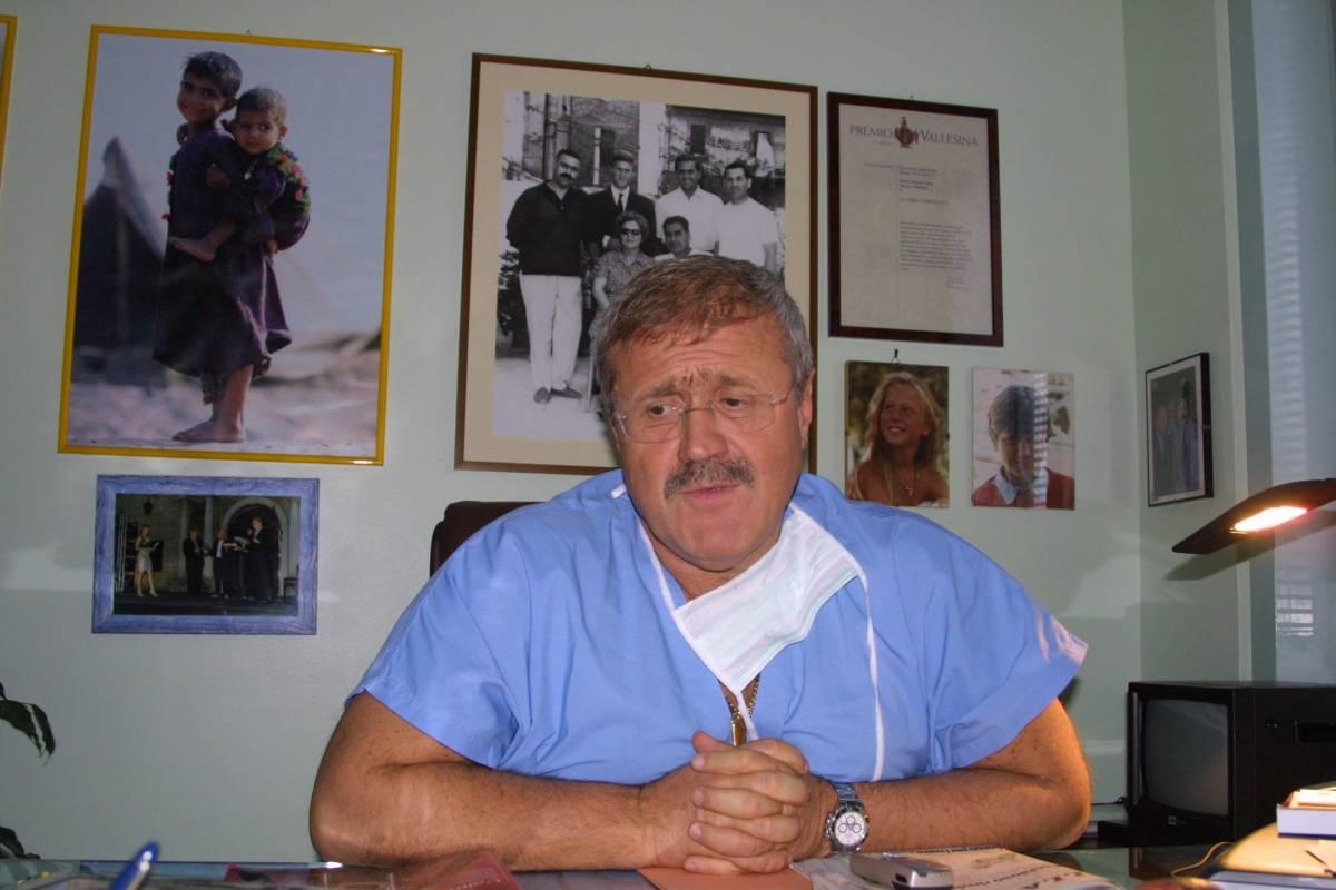 Roma, morto il cardiochirurgo Carlo Marcelletti