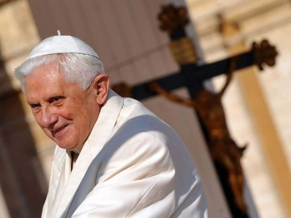 Benedetto XVI in Terra Santa:   il viaggio più importante