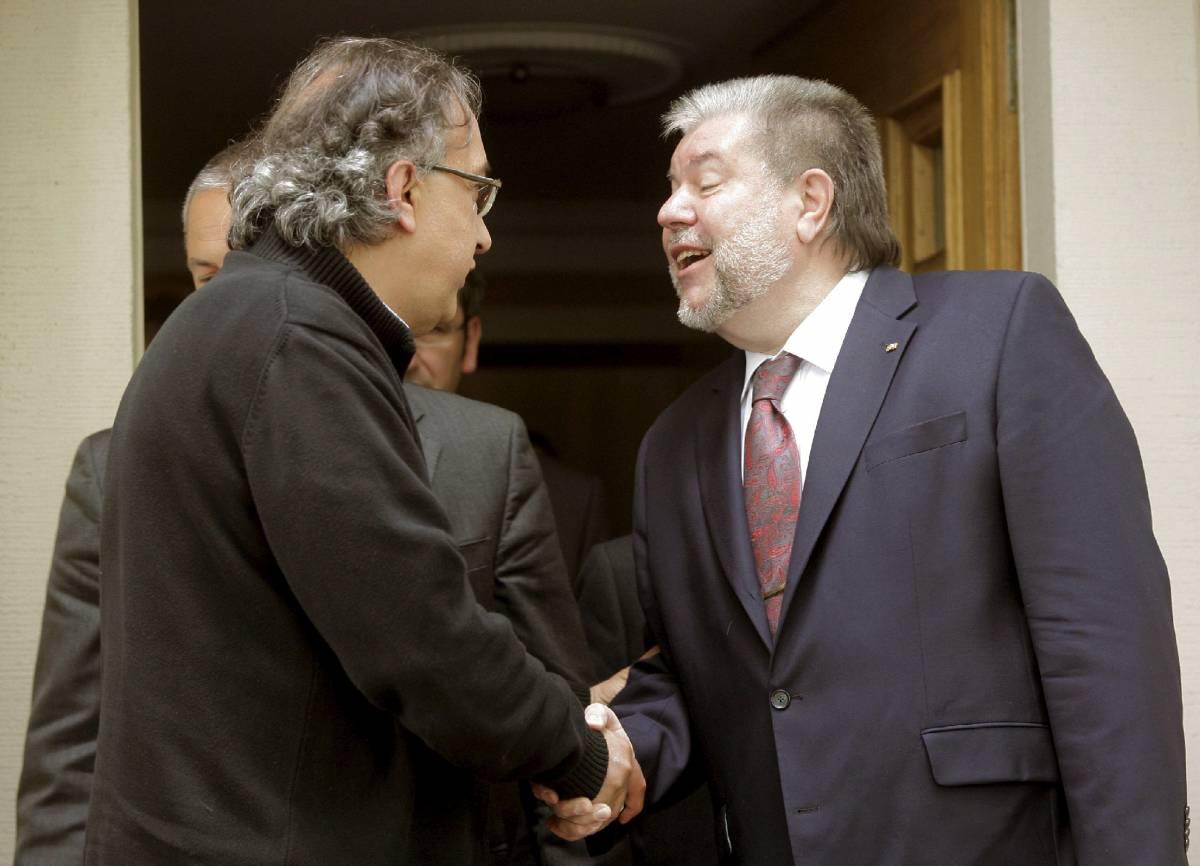 """Fiat, Marchionne:  """"Arrivato il momento  delle scelte difficili"""""""