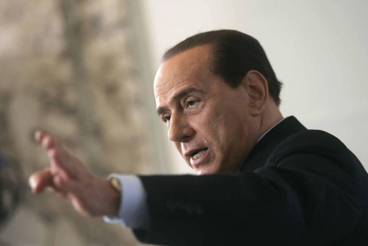 """Crisi, Berlusconi: """"Il peggio ormai è alle spalle"""""""