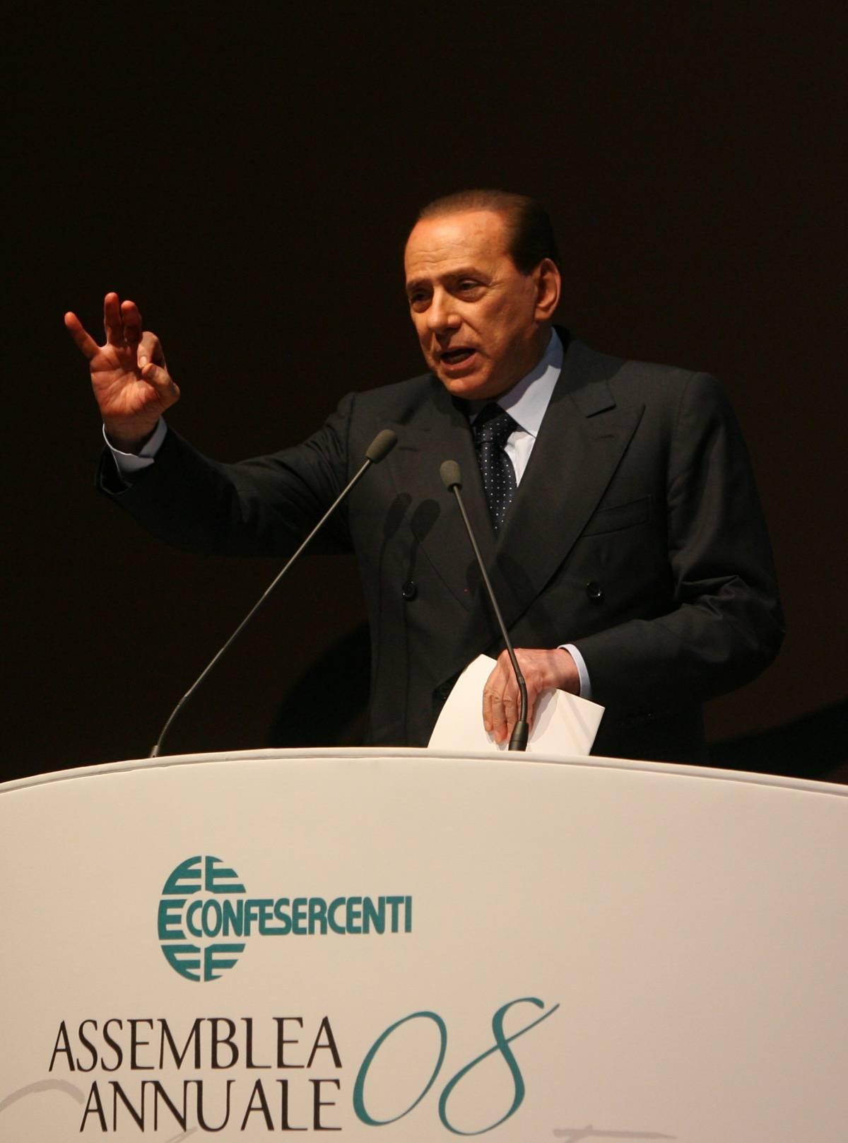 Berlusconi: dopo il voto governeremo di più