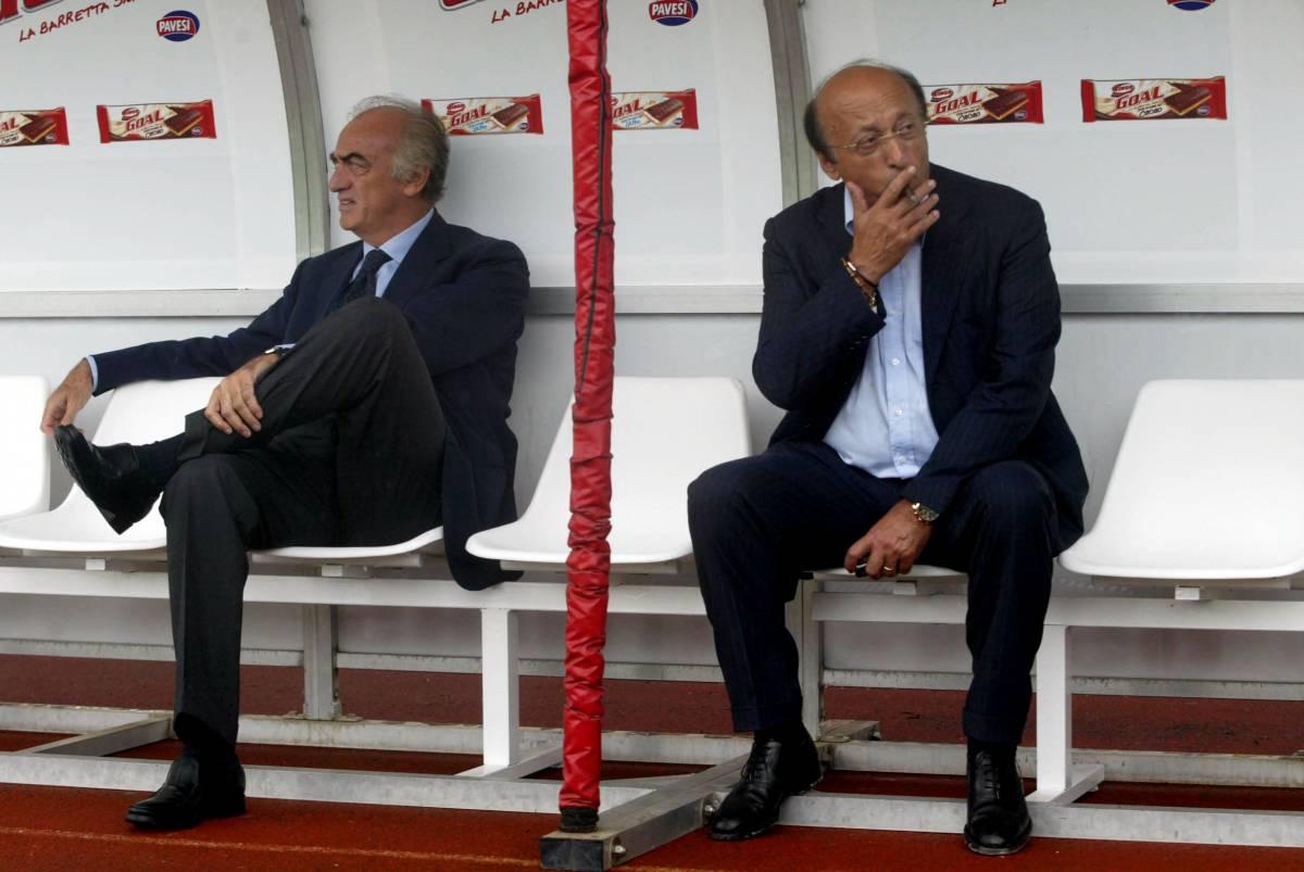 Calciopoli, i pm chiedono  cinque anni per Giraudo