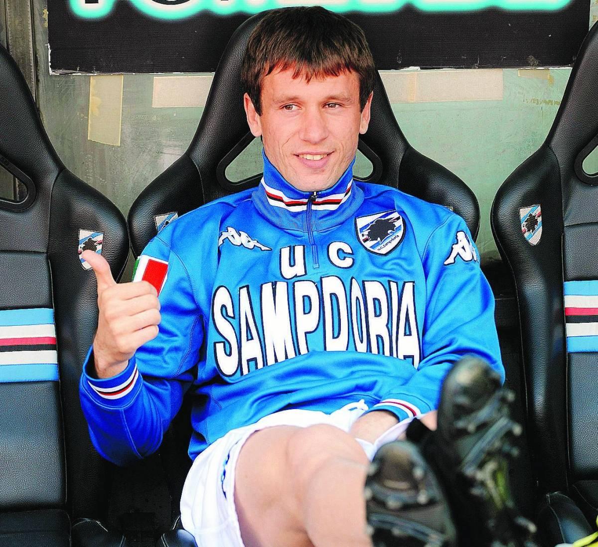 Garrone: «Possiamo vincere, abbiamo Cassano»