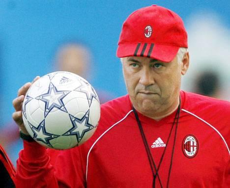 Kakà vuole Ancelotti  Galliani gioca in difesa