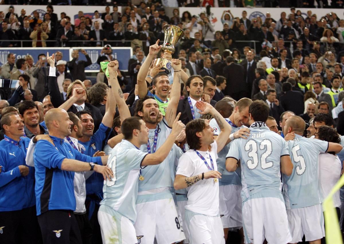 Coppa Italia, la Lazio  di rigore batte la Samp