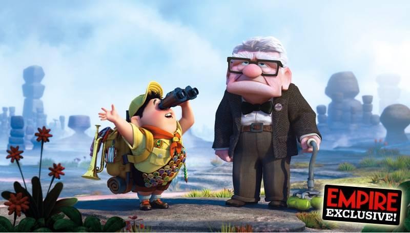 """""""Up, il mio film per bambini che si schiera dalla parte dei vecchi"""""""