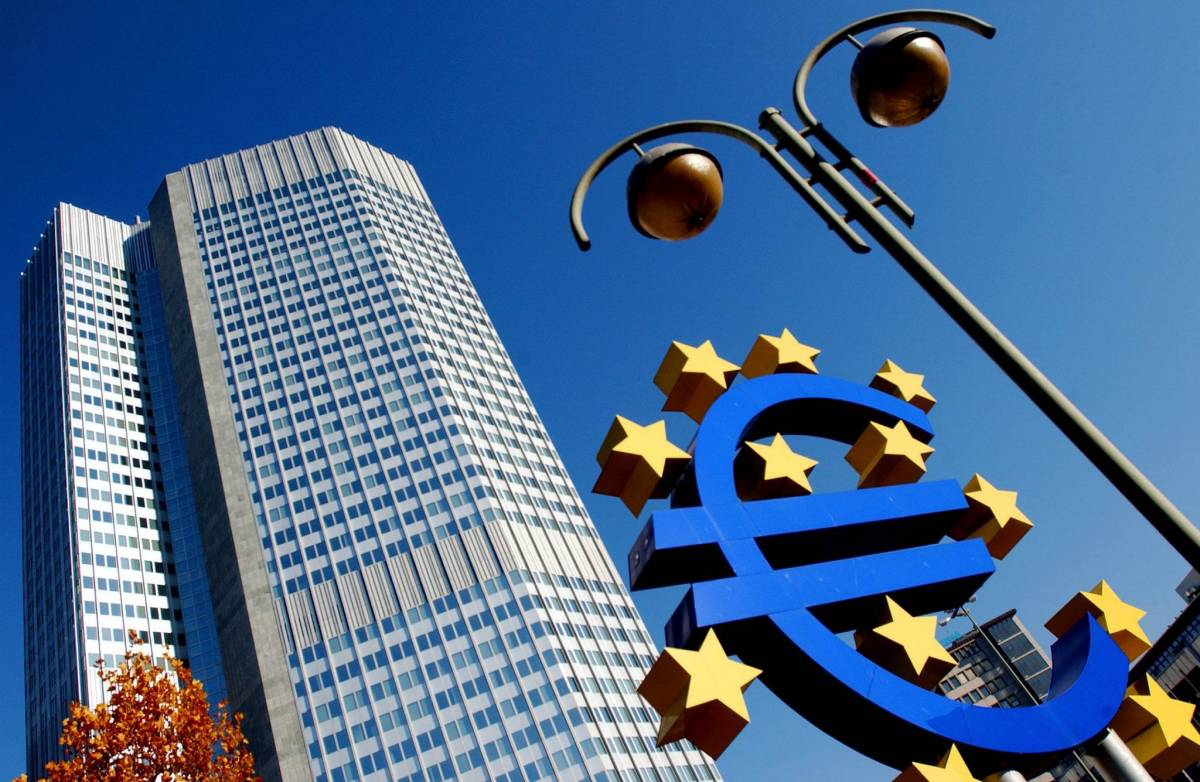 """Bce: """"Pil peggio di stime  Una ripresa dal 2010"""""""