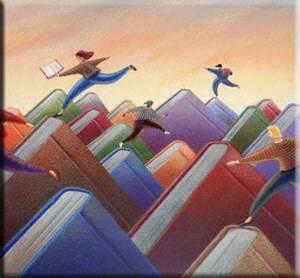 Internet aiuta i giovani  a leggere più libri
