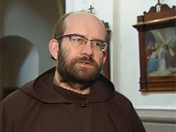 Padre Knotz, il frate  che predica il Kamasutra