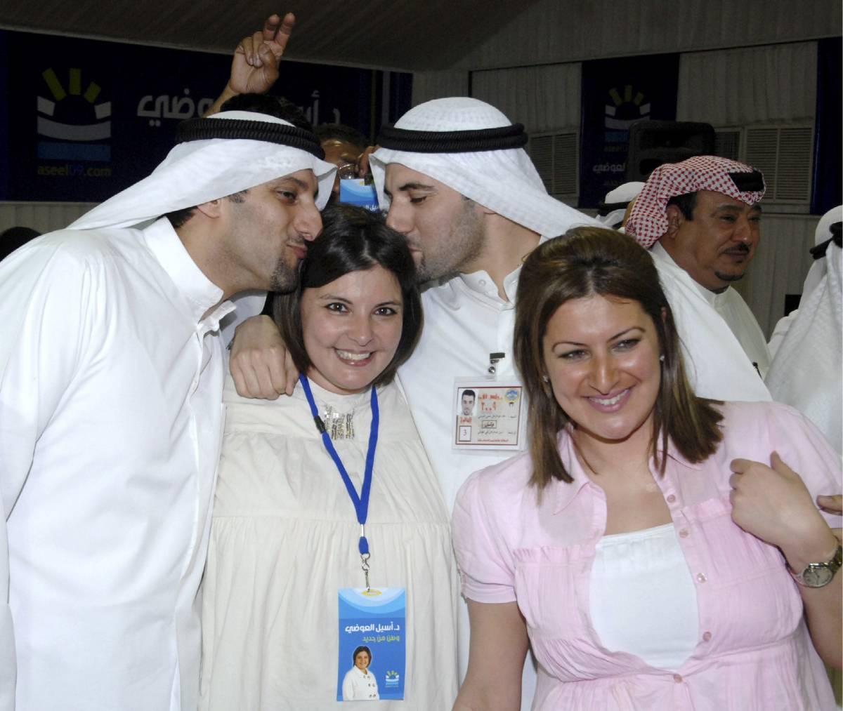 Kuwait, per la prima volta  quattro donne  elette in parlamento