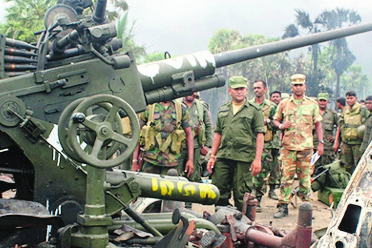 Sri Lanka, si arrendono le Tigri Tamil  Finisce una guerra costata 70mila morti