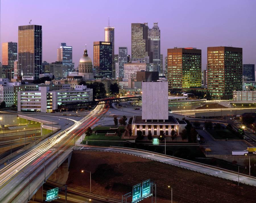 Atlanta, calamita del Sud  che attira l'America