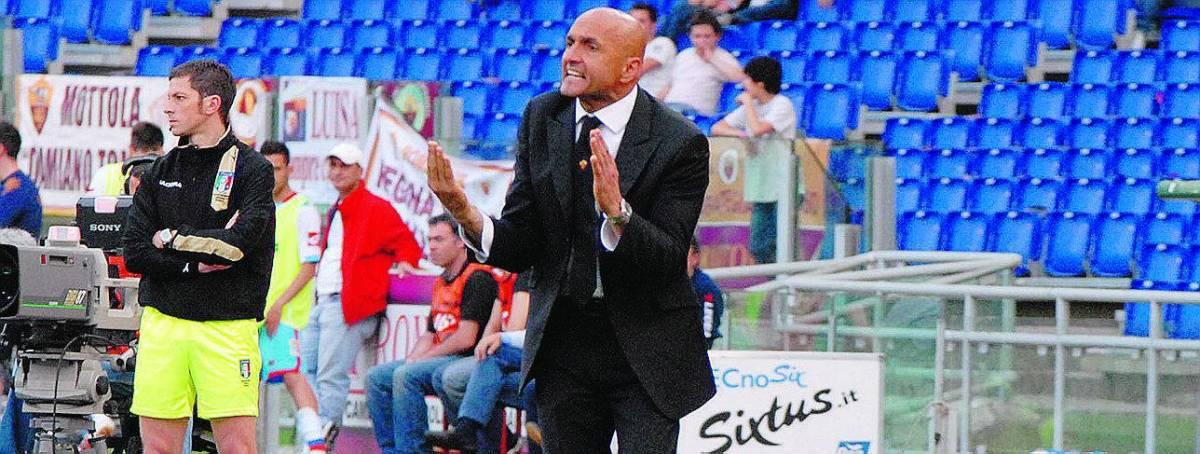 Spalletti, la Juve è dietro l'angolo e Ranieri potrebbe tornare a «casa»