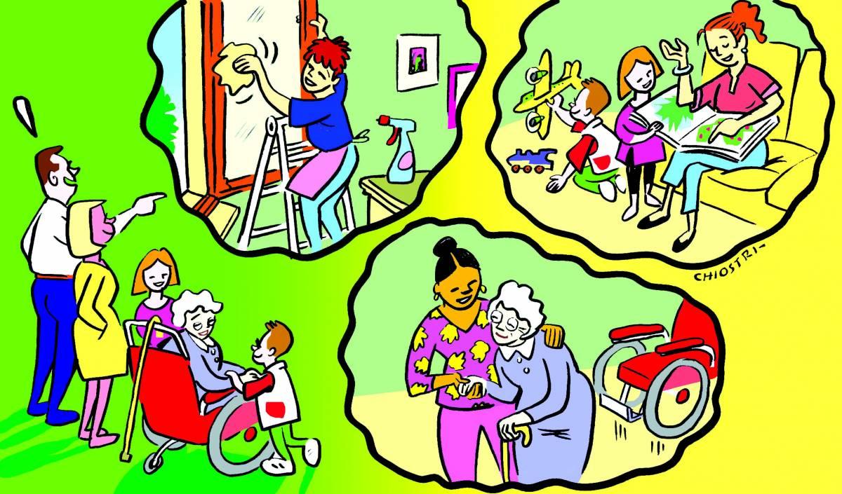 Colf, badanti e baby-sitter Come trovare le più affidabili