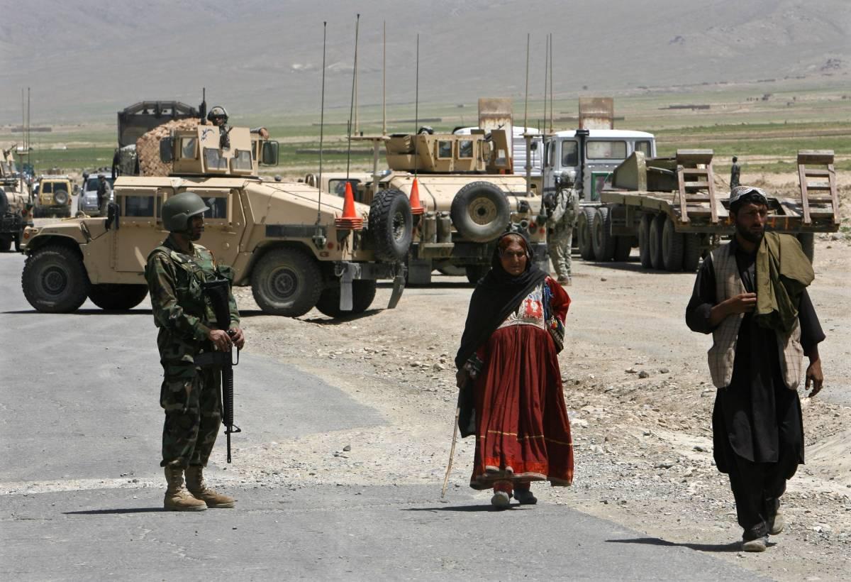 """Napolitano: """"Più impegno europeo in Afghanistan contro il terrorismo"""""""