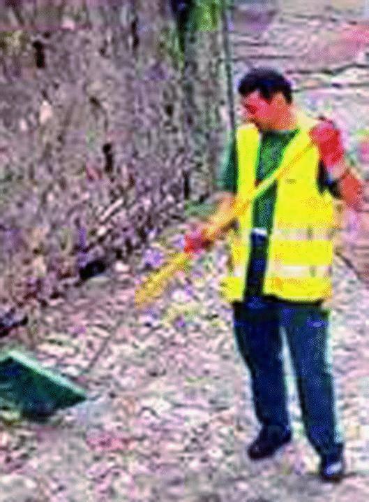 Pronto intervento Amiu  per pulire le «strade d'oro»